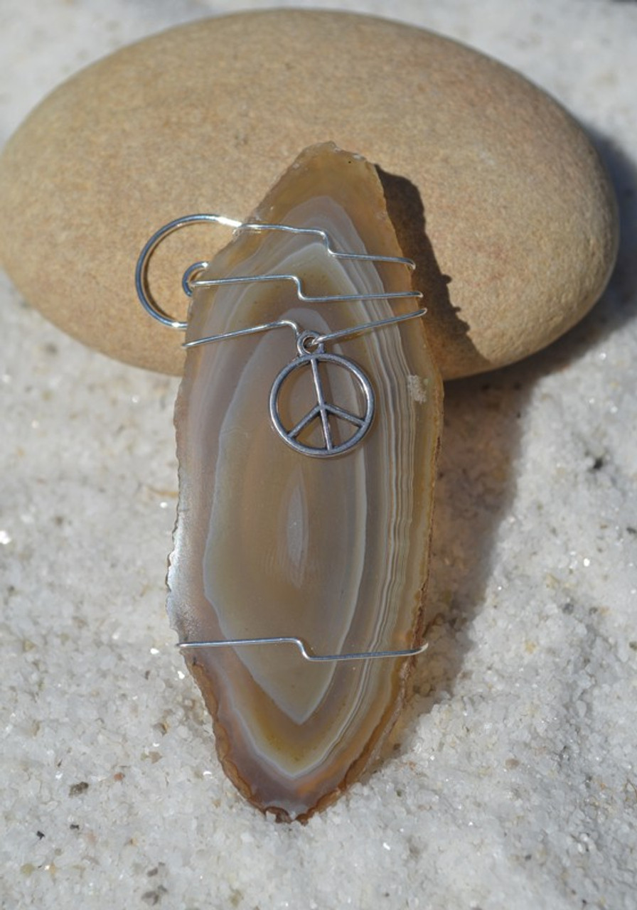Peace Suncatcher