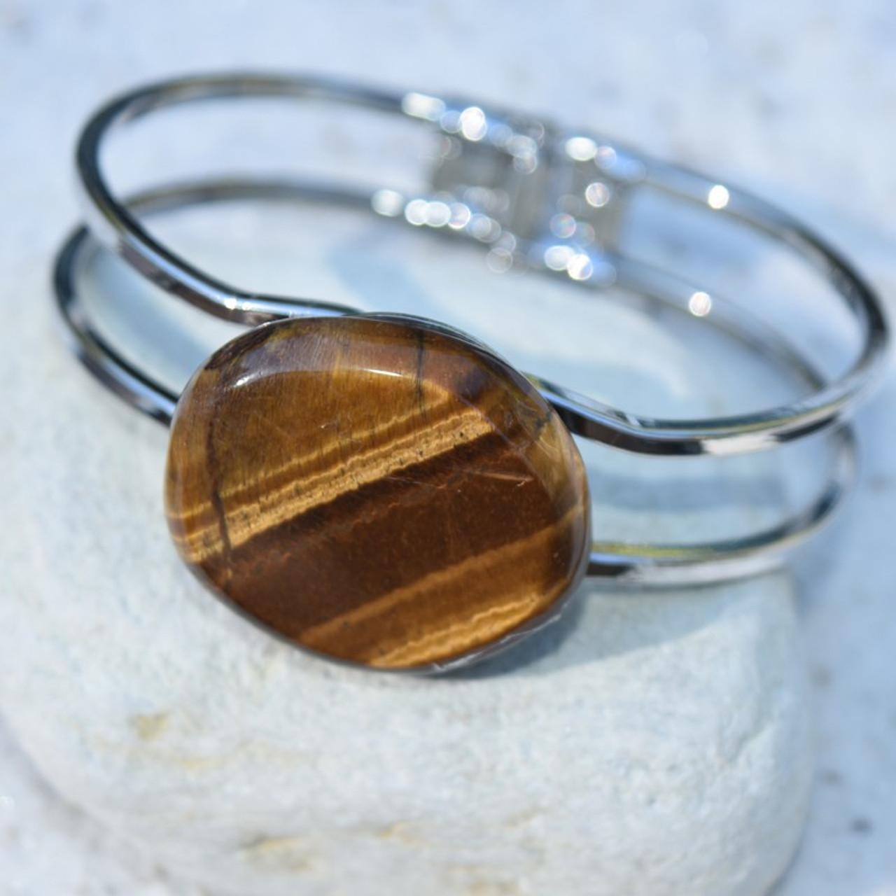 Gold Tiger's Eye Bracelet
