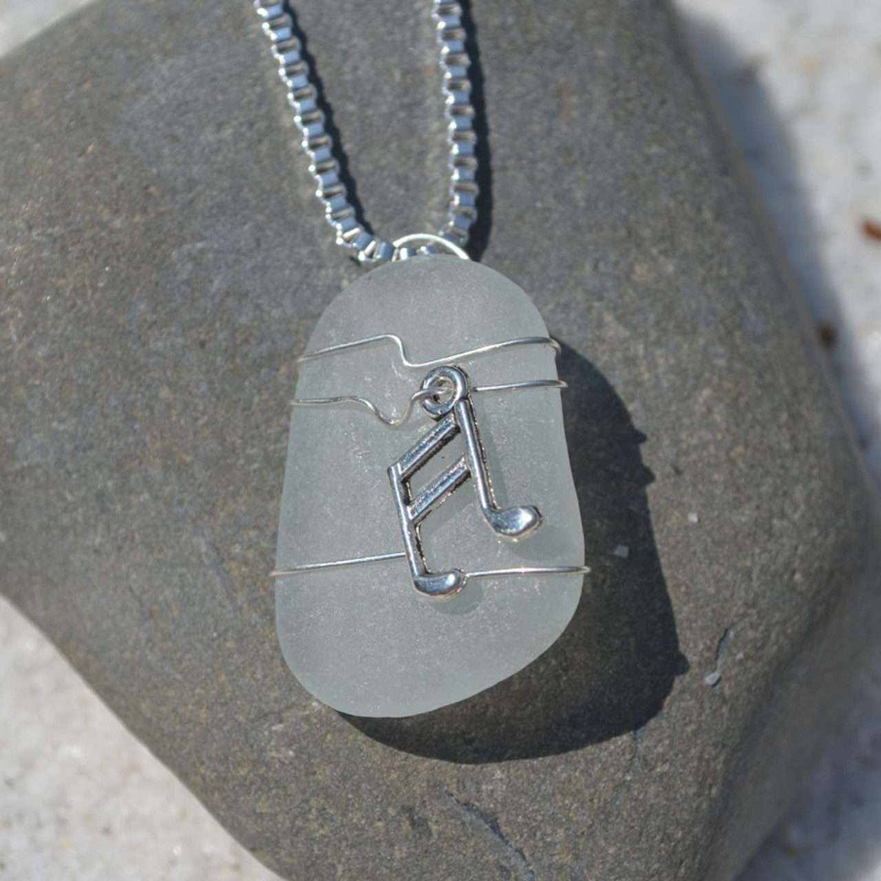 Musician Necklace