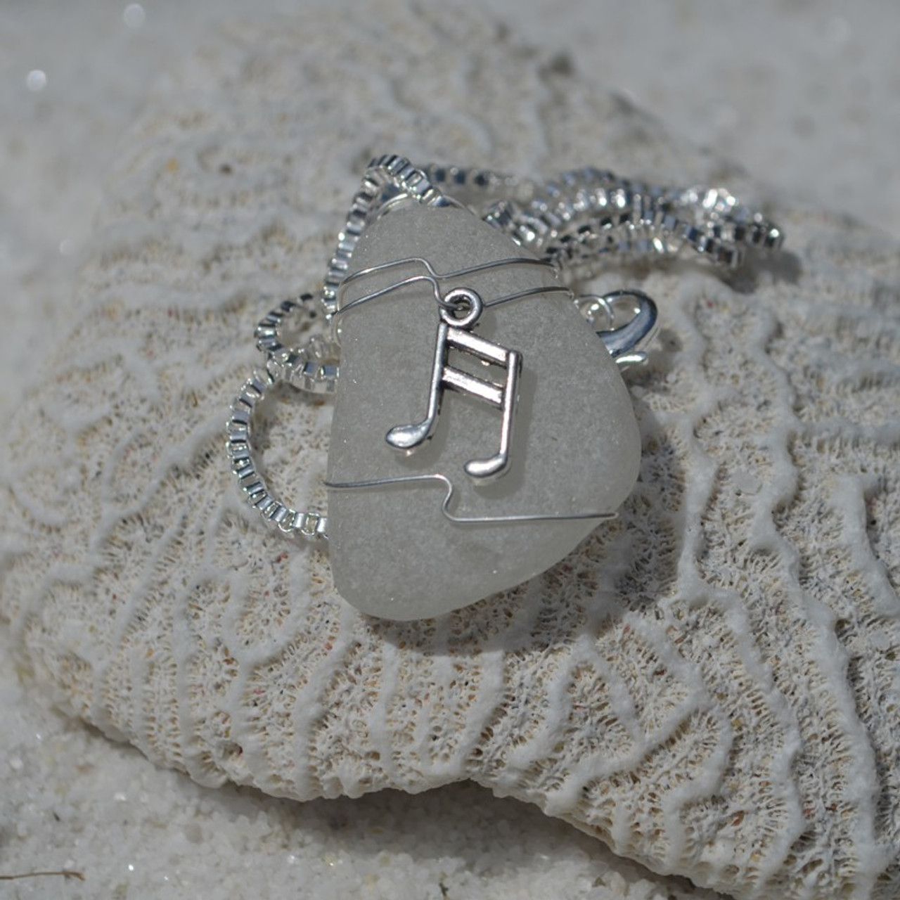 Singer Necklace