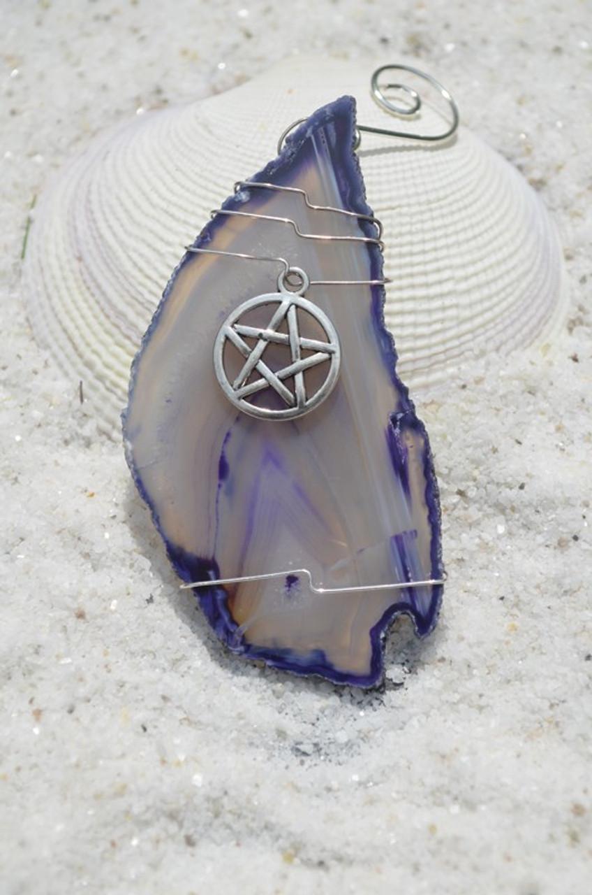 Pagan Star Ornament