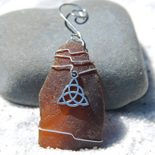 Triquetra Christmas Ornament