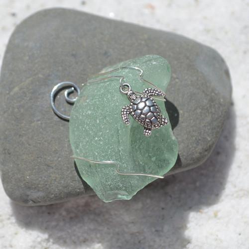 Sea Turtle Christmas Ornament