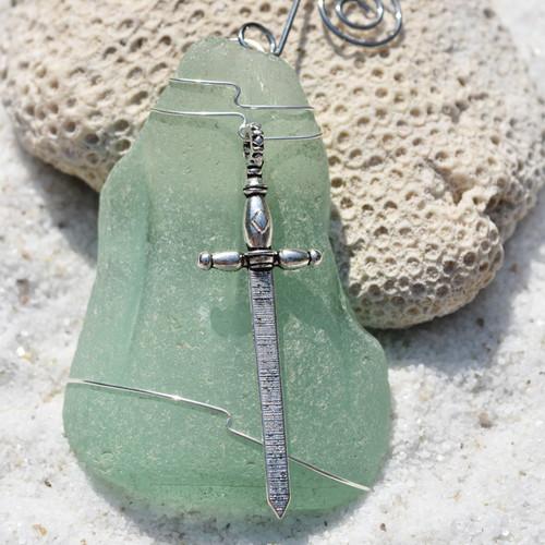 Sword Christmas Ornament