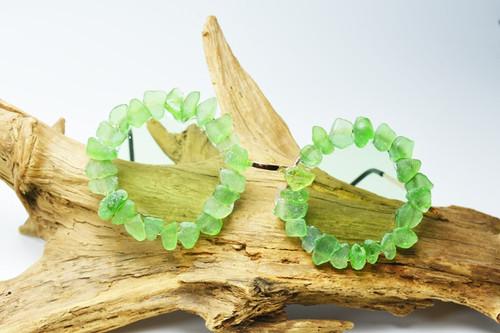 Decorative Green Sunglasses