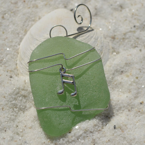 Musical Note Ornament