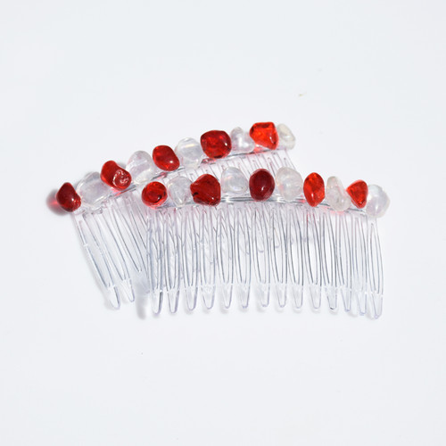 Christmas Hair Combs
