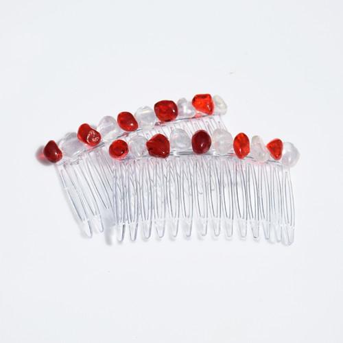 Christmas Hair Combs