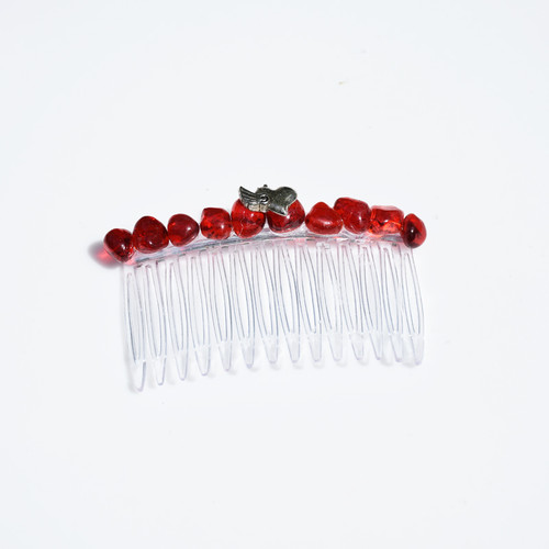 Valentine's Day Hair Comb