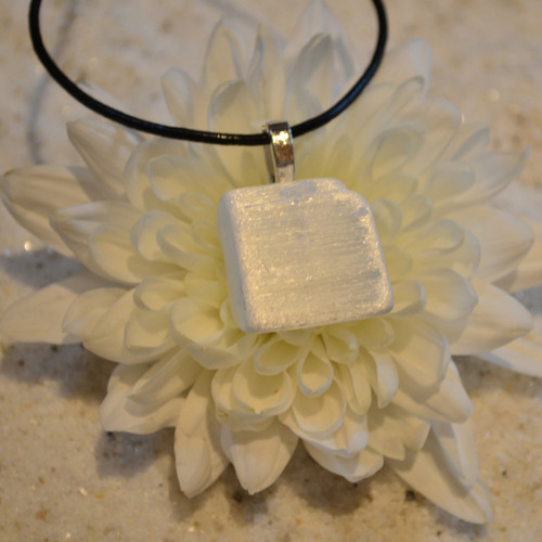 Selenite Pendant