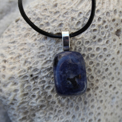 Sodalite Stone Necklace