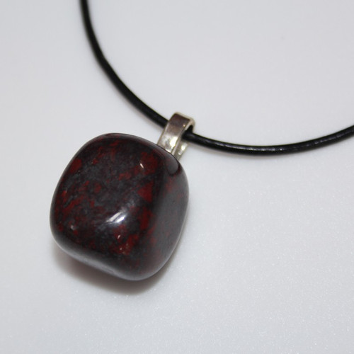 Brecciated Jasper Stone Necklace