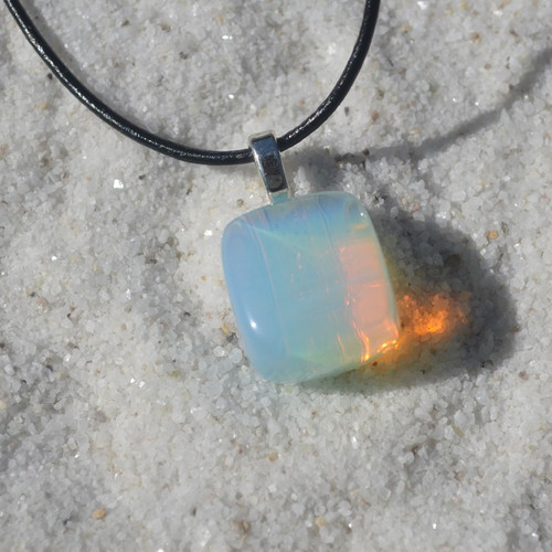 Opalite Stone Necklace