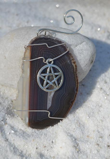 Pentacle Ornament