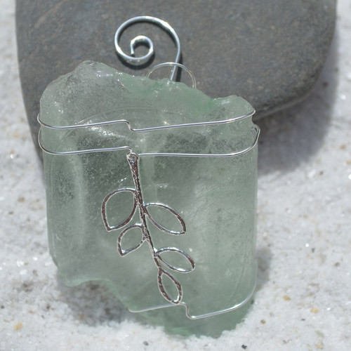 Olive Branch Ornament