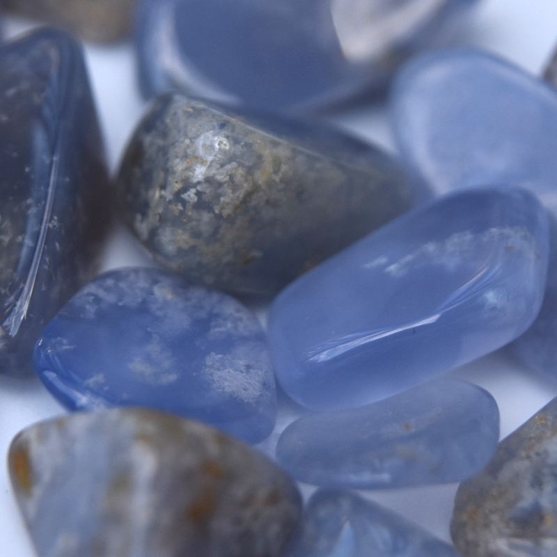 Blue Chalcedony Properties