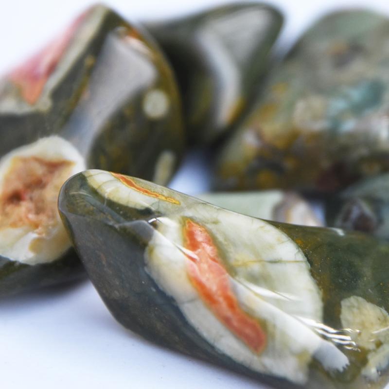 Rhyolite Healing Stones