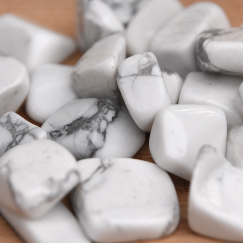 White Howlite Meaning