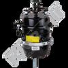 """TSE3030T-VW3-4200 -VCT Omni Complete 3"""" Long Stroke Welded Clevis 2.25"""