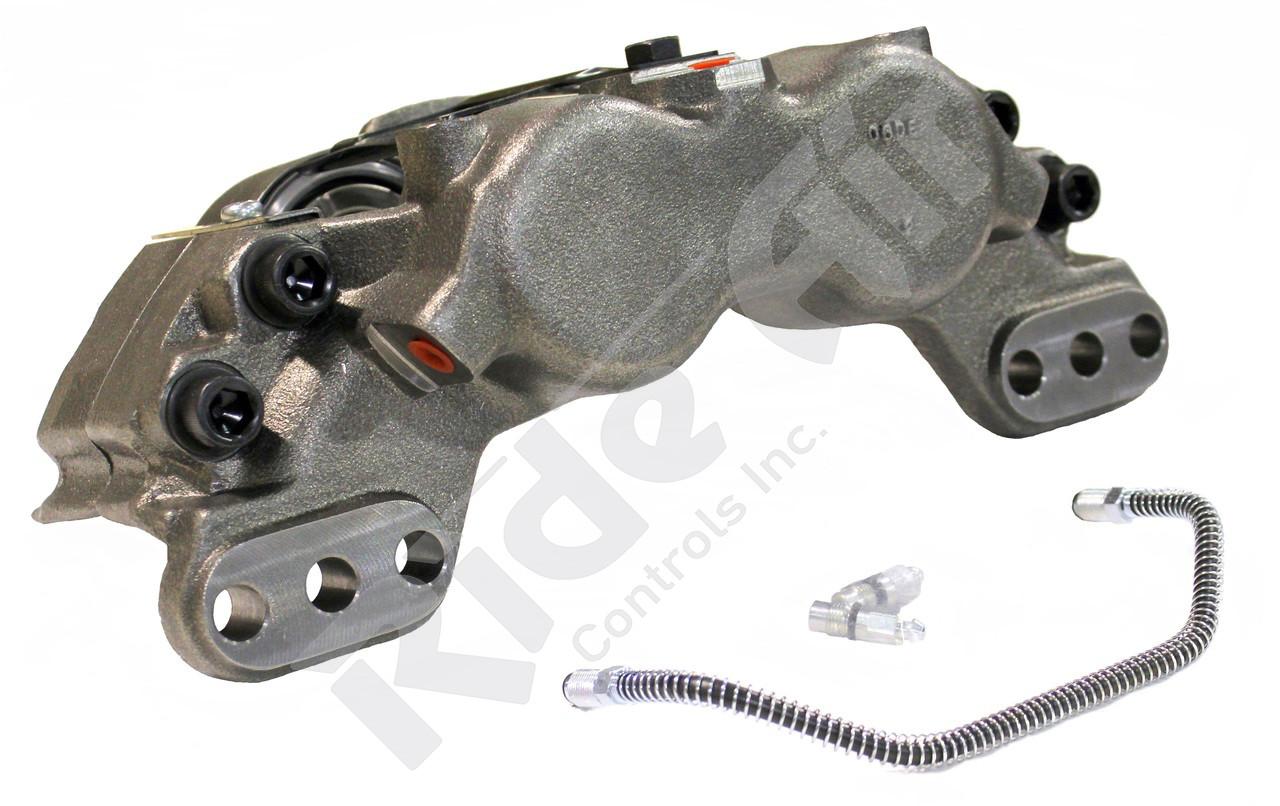 Hydraulic Quad Caliper (70mm - 3-hole) (RAD70QUAD3)
