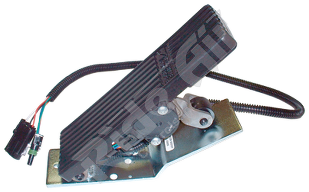 WM350826 - Floor Mounted Electronic Pedal 35 Deg Cummins (WM350826)