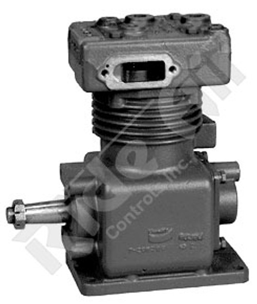 BX-2150 Pulley Drive (104039X) Air brake compressor
