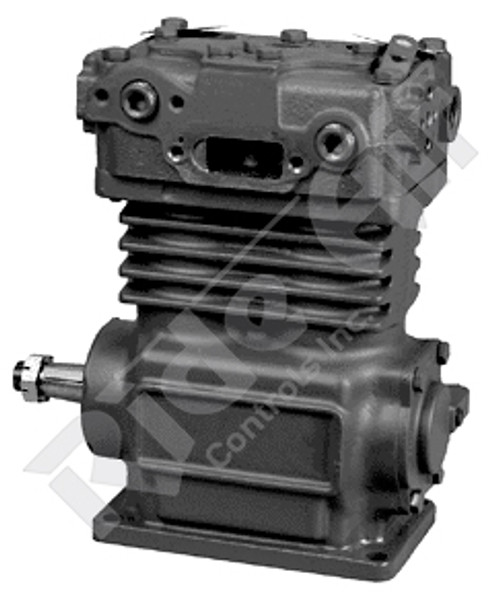 TF-550 Pulley Drive (107514X) Air brake compressor