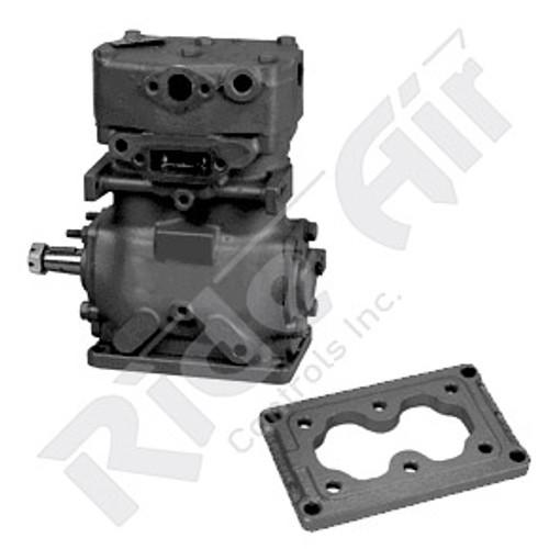 TF-501 Pulley Drive (286526X) - Air Brake Compressor