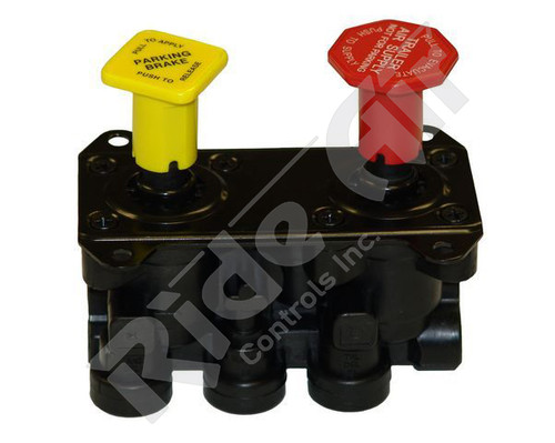 Dash Valve (3) W/Long Plate (RV065192)