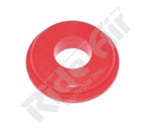 Red Urethane Gladhand Seal (RT36012)
