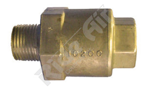 One Way Check Valve (S10200 1/2)