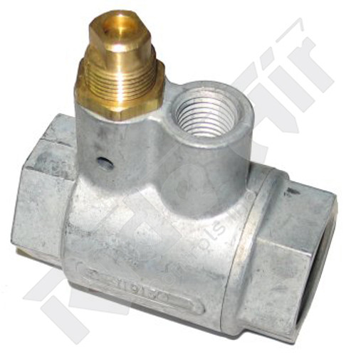 Combination One Way Check Valve (S110130)