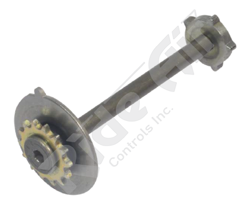 RAD10153 - Pinion Shaft