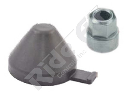 RAD10233 - Rubber Cap & Shear Nut