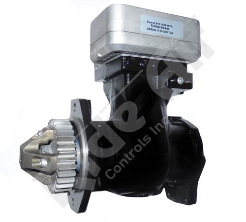 85mm Cummins Compressor