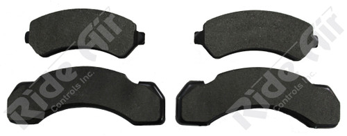 Vortex Brake Pad # 717 used on 55314 & 55313 (RADV717)
