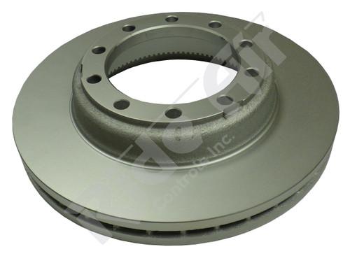 """Hydraulic Rotor (15.38"""" OD) (RAD123557)"""
