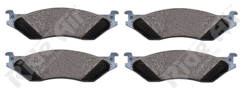 Vortex Brake Pad # 1066 (Fits Ford/Navistar Applications) (RADV1066)