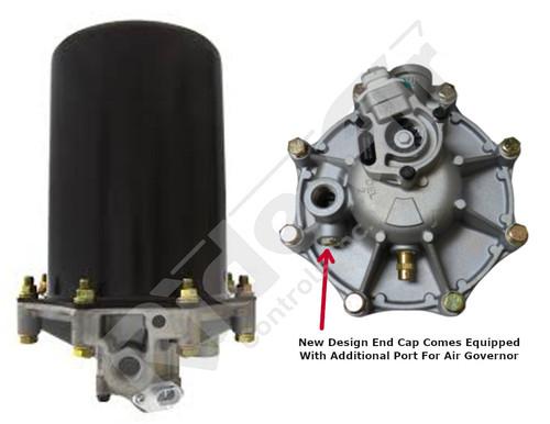 109689PGX - Model 9 Coalescing Dryer W/New Design End Cap
