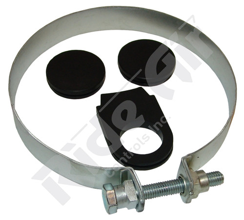 """Clamp Kit Only for RA602 Dust Shield (5"""" Axle) (RA602K)"""