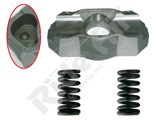 RAD30245 - Caliper Bridge W/Springs