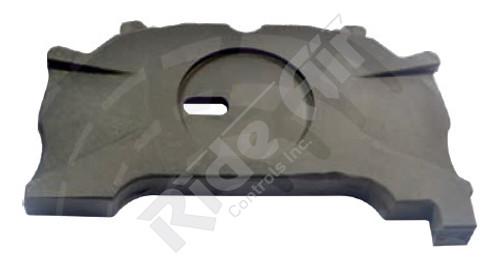 RAD30158 - RH Push Plate (Pan 17)