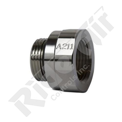EZ-A-211 - EZ Oil Drain Plug Adapter   (27mm - 2.0)