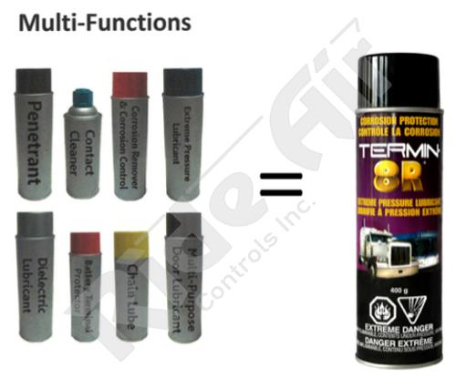 RAT8R - Termin-8R Anit-Corrosion Spray Lubricant (RAT8R)