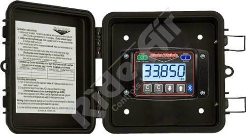 RW-201-EDG-02B - Exterior Digital Load Scale for Dual Leveling System (RW-201-EDG-02B)