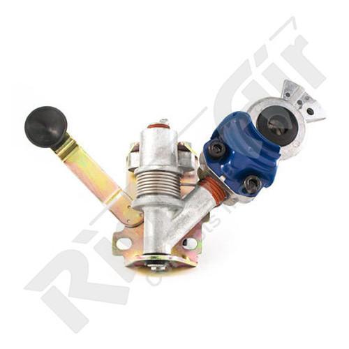RS441102 - 45 Deg Swivel Swing Away Gladhand - Service (RS441102)