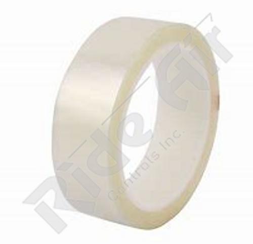 "RRM-3 - Mylar Tape Clear 3"" x 180 ft 16 rolls per case"
