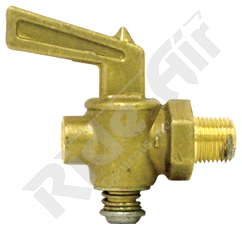 241-B - Drain Cock - Ground Key Plug Type - Lever Handle (241-B)