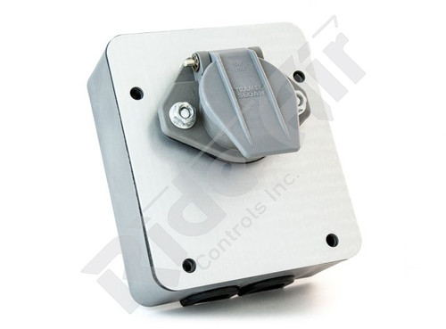 RT38521 - Smart Box - Surface Mount Box and Split Pin Receptacle