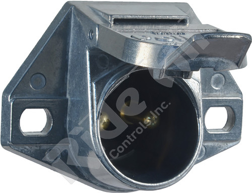 RP12-801 - Dual Pole Receptacle